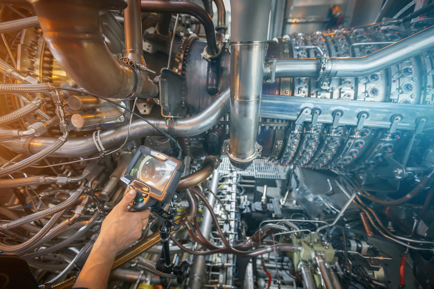 Understanding Borescope Devices For Gas Turbine Inspections